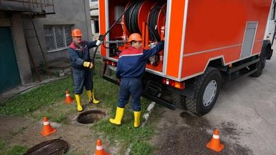 Прочистка канализации в Иркутске - main